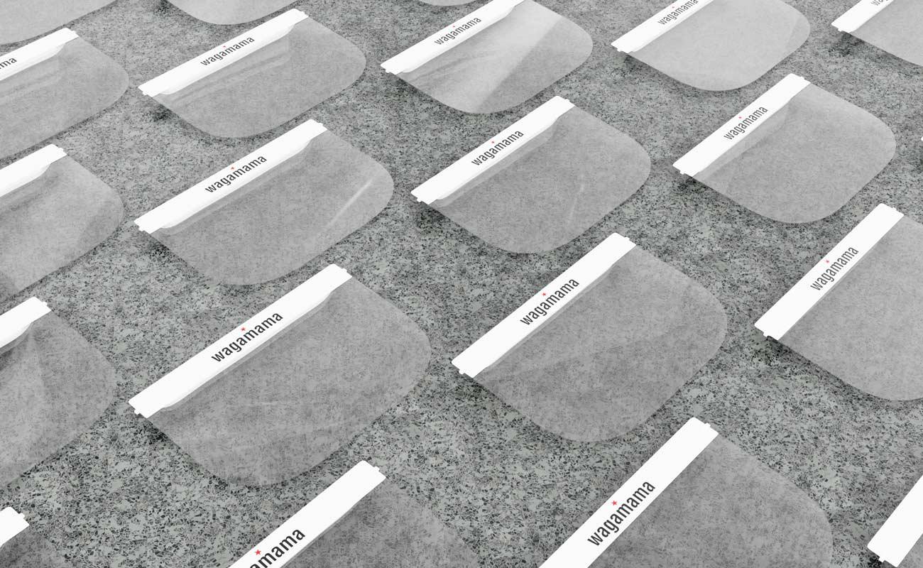Barrier - Ansiktsvisir med logo
