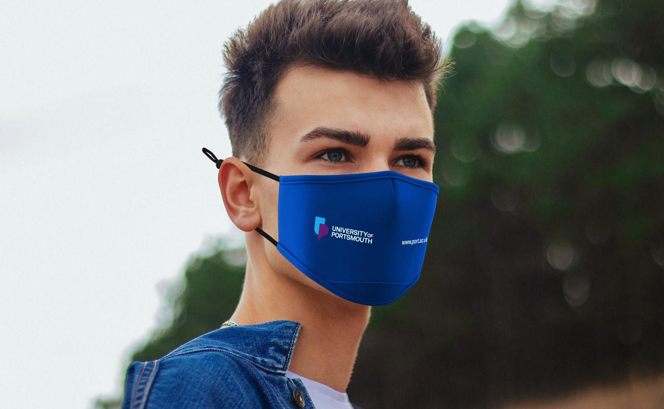 Junior - Trykket ansiktsmasker