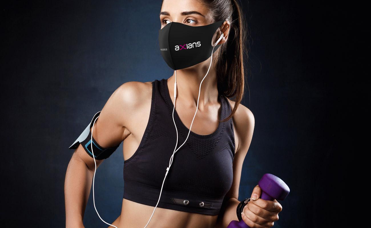 Neo - Trykket ansiktsmasker
