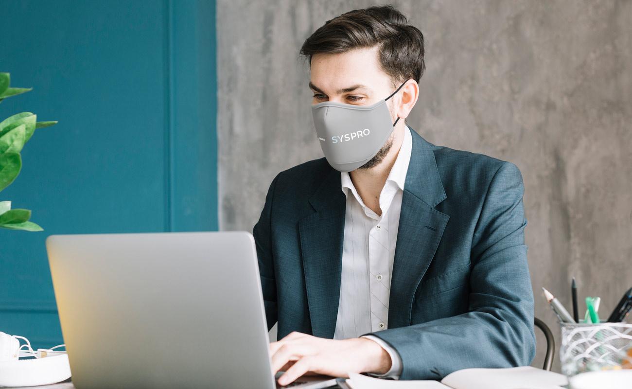 Sky Xtra - Ansiktsmaske med logo