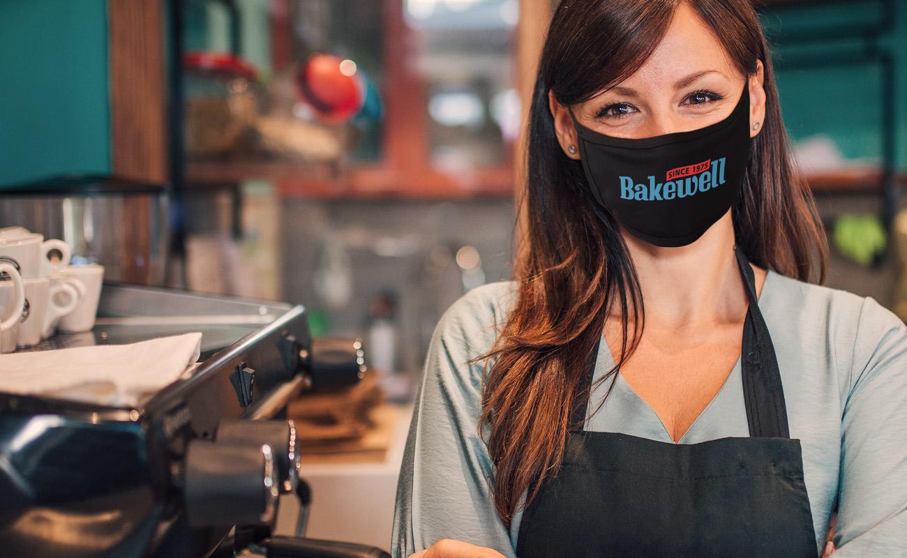 Ultra - Ansiktsmaske med logo